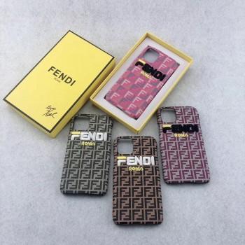フェンデイ iphone12 pro/12 miniケースシュプリーム iphone12 pro maxケースブランドアップルウォッチバンド個性人気