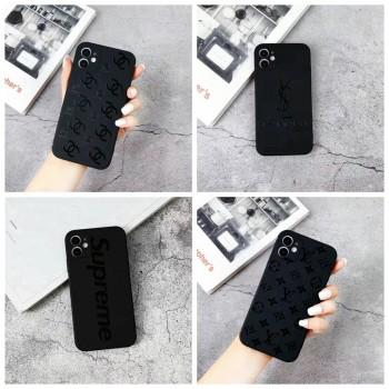 サンローラン iphone12 pro/12 miniケースブランド Galaxy note20/s20 ultraケース シャネル アップルウォッチバンド