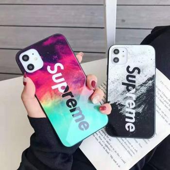 シュプリームiphone12 mini/12 proケースディオール galaxy s21/s20/note20 ultraケースブランドSupreme アップルウォッチバンド