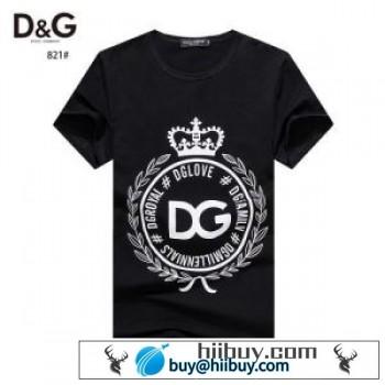 ドルチェ&ガッバーナ1点限り!VIPセール 2色可選 Dolce&Gabbana おしゃれ刷新に役立つ 半袖Tシャツ(hiibuy.com HP5TPf)