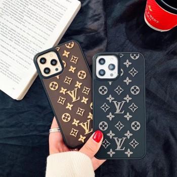 ブランド ヴィトン Iphone 12プロカバー モノグラム LV ラグマット ブランド バレンシアガ iPhone 12Pro Maxケース カップル揃い