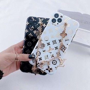 【在庫あり】ブランド柄 海外で大人気 iphone12/12proケース!