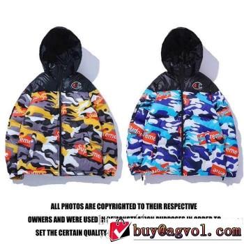 3色可選 Supreme Champion Label Coaches Jacket SUPREME シュプリーム 秋のお出かけに最適 2018年秋冬入荷