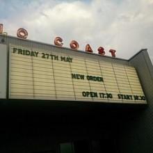 NEW ORDERの来日公演に行ってました