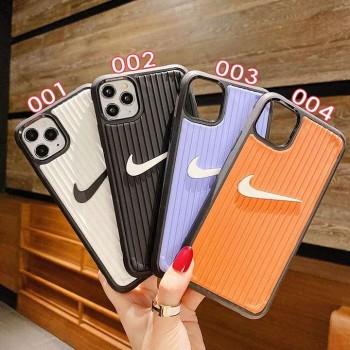 Nikeスマホケース アイホン12 pro max 携帯ケース ナイキ ブランド 全面保護 iphone12/12promax カバー 欧米風アイフォーン11promax/11pro/11カバー ソフト アイフォン xsmax カバー ナイキ