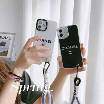 シャネル iphone12mini 新作 ケース iphone12promax 携帯ケース chanel 女性力満点 Chanel アイフォン 11pro保護ケース