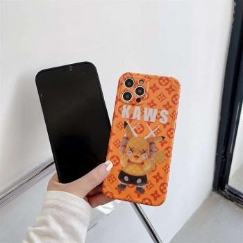 アイフォーン13 Pro max/13カバー高校生愛用kaws アイホン12/12Pro/12Promax ケース 可愛い カウズ アイホンX/XS携帯ケース