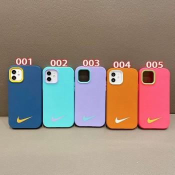 ナイキiPhone 13 pro/13mini送料無料ケース アイフォン 12promax/12mini Nikeカバー売れ筋 全面保護Nikeアイフォーン11 プロマックススマホケース