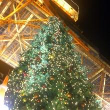 夜の東京タワー行って来ました(^^)b