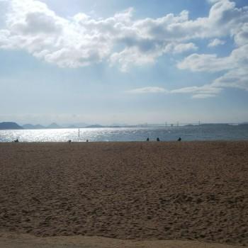 浜辺にてパート3