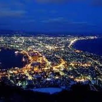 函館夜景の日!