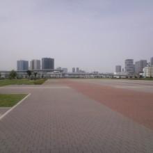 夏至のジョキング