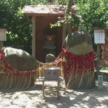 鎌倉・・・縁結びの石