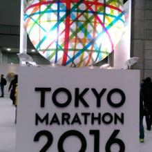 東京マラソンとボランティア