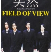 FIFLD OF VIEW 突然