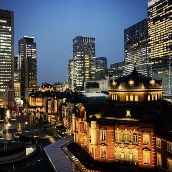 夜の東京駅🌙✽