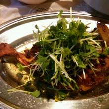 食べました。(*^。^*)