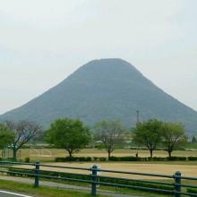 讃岐富士の日