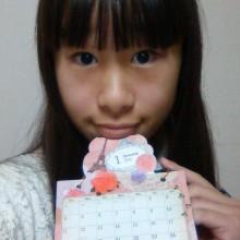 卓上カレンダーと手帳★