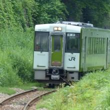 飯山線の旅