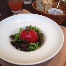 トマトランチ