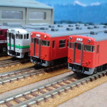 鉄道模型、その後。