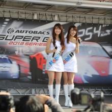 11月2日 SUPER GT Rd8(ツインリンクもてぎ)〜スポンサーステージ〜