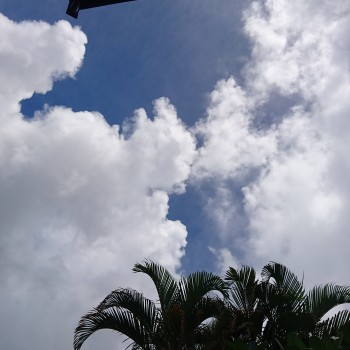 グアムの空