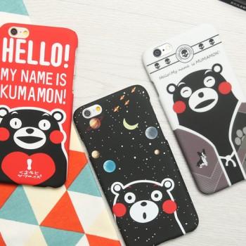 キュートくまモンiphone8ケース人気 携帯 カバー
