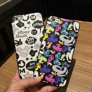iphone8 ディズニーランドブルー良質disney大人気ケース