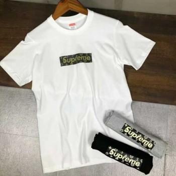 シュプリームtシャツ メンズ レディース 夏 supremeボクスロゴ GUCCI半袖シャツ オシャレ!