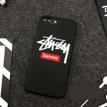 ステューシー&シュプリーム iphone xケース 人気販売