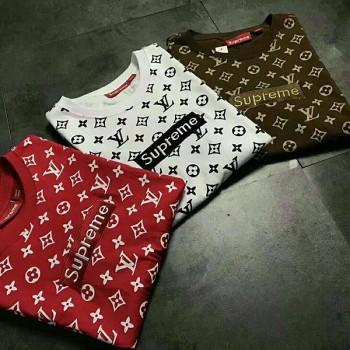 supreme+lv 半袖/Tシャツ 激安販売
