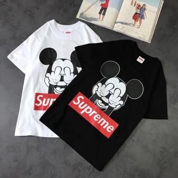 ディズニー ミッキーTシャツ半袖爆発セール