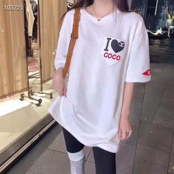 chanel短袖 ヴィトンTシャツ刺繍 BALENCIAGAtシャツ 男女兼用