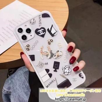 アイフォン11プロマックス用カバー クリアケース 透明デザイン iphone x/xr/xs携帯カバー