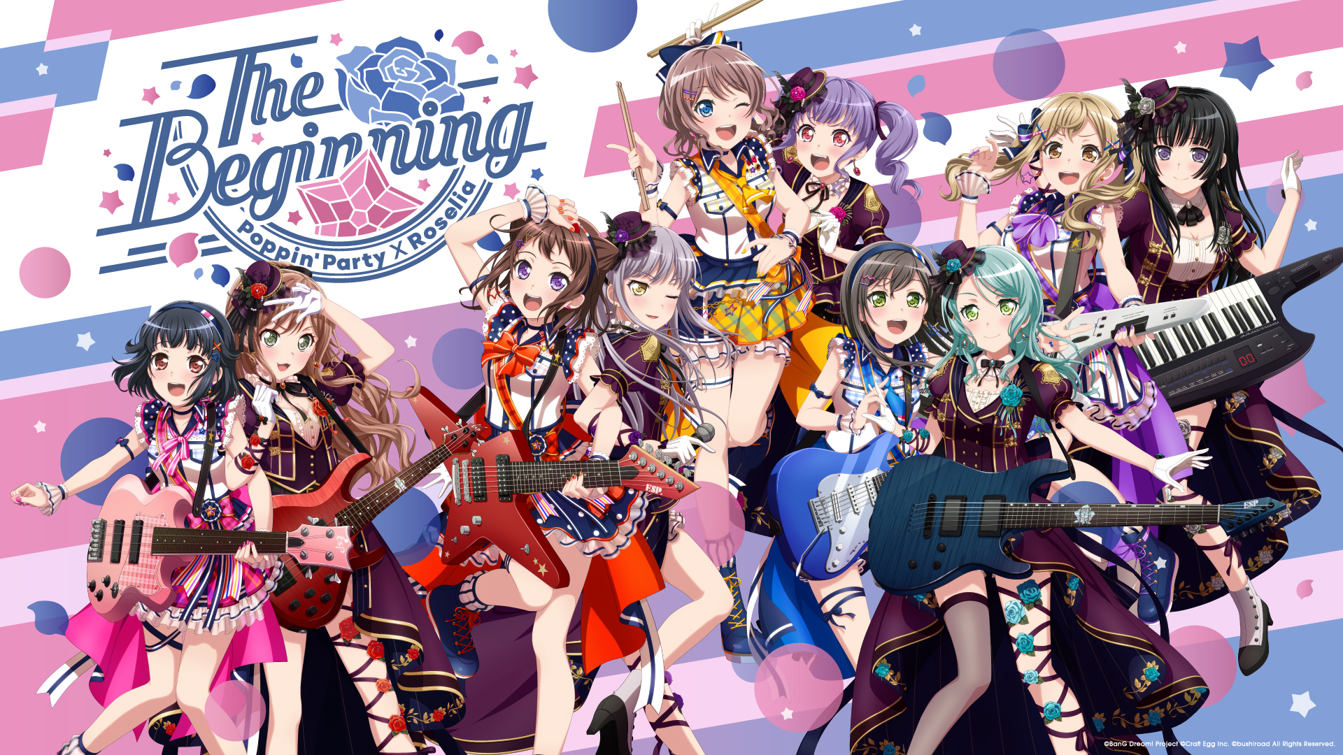 BanG Dream! 9th☆LIVE『The Beginning』