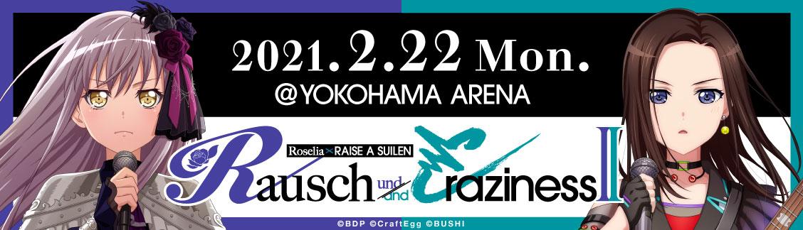 Rausch und/and Craziness Ⅱ
