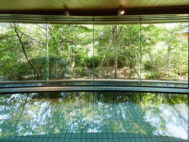 福岡県福岡市中央区の温浴施設「アゴーラ福岡山の上ホテル&スパ」