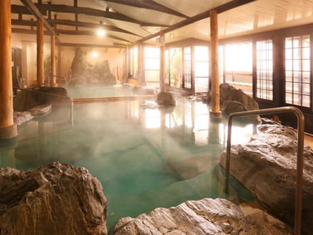 福岡県うきは市の温浴施設「虹の宿ホテル花景色」