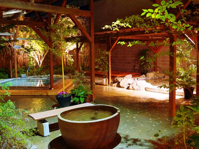 福岡県糸島市の温浴施設「伊都の湯どころ」
