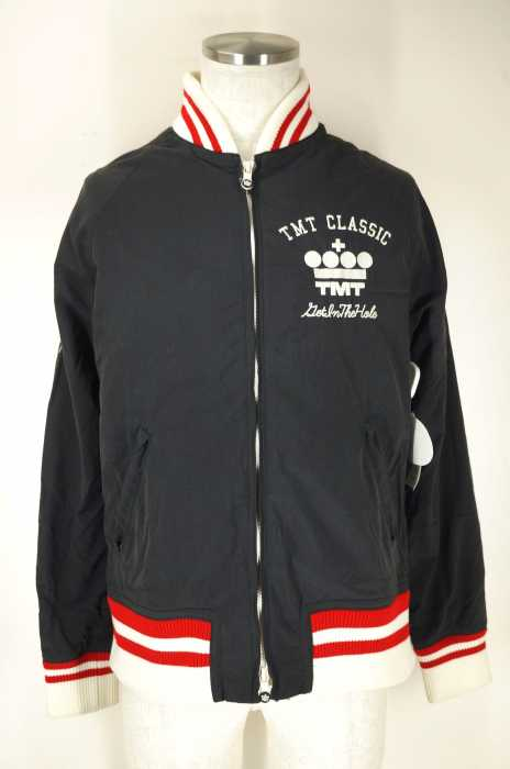 TMT classic(ティーエムティークラシック) バック刺繍入り メンズ アウター