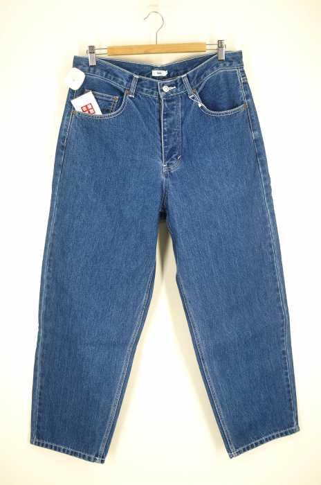 KOE(コエ) バギーデニム 5ポケット メンズ パンツ