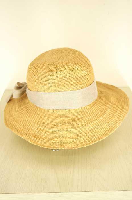 FRAY I.D(フレイアイディー) ラフィアハット ストローハット レディース 帽子