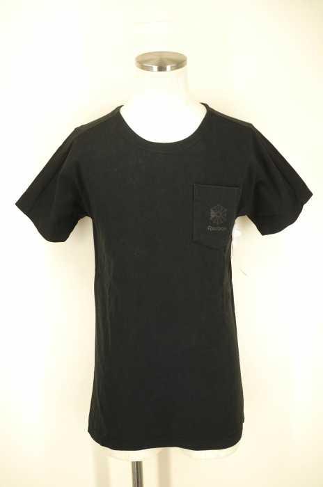 Reebok (リーボック) ポケットTシャツ メンズ トップス