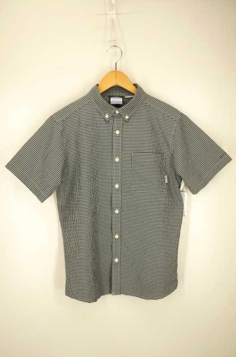 Columbia (コロンビア) セイリングソロショートスリーブシャツ ギンガムチェック メンズ トップス