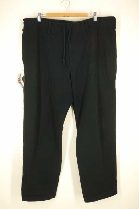 Yohji Yamamoto POUR HOMME (ヨウジヤマモトプールオム) ドローストリングパンツ メンズ パンツ