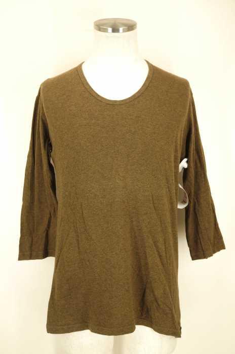 LAD MUSICIAN (ラッドミュージシャン) TOP OVERDYE T-CLOTH メンズ トップス
