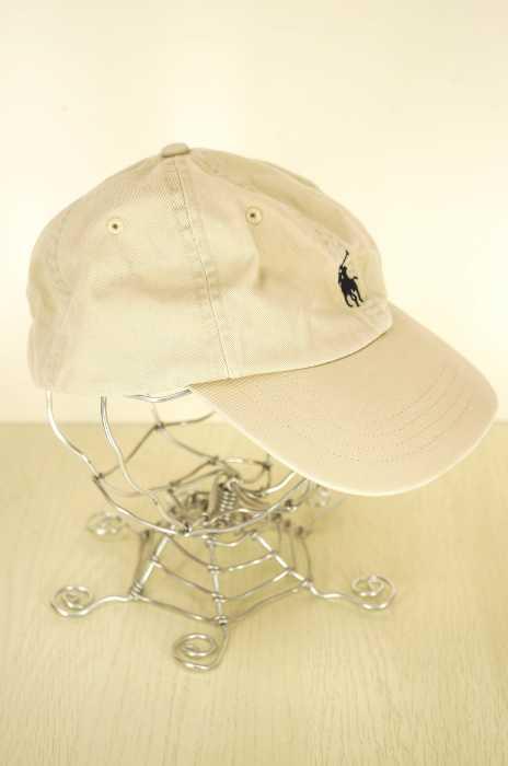 POLO RALPH LAUREN (ポロラルフローレン) 刺繍キャップ メンズ 帽子