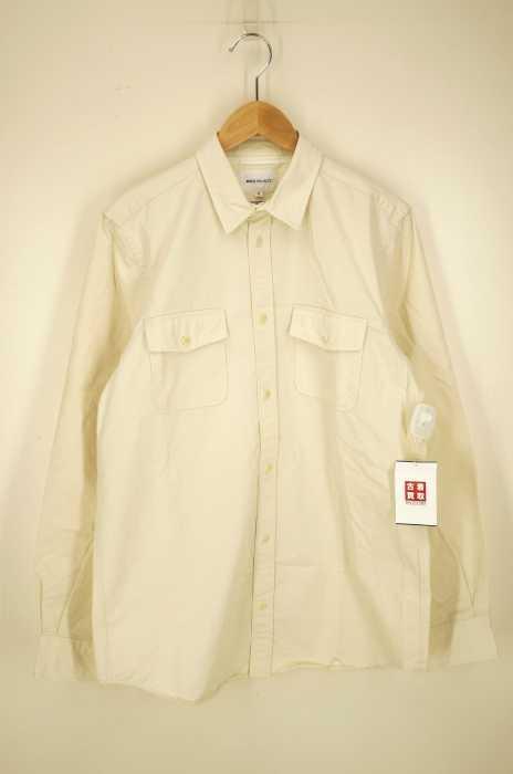 NORSEPROJECTS (ノースプロジェクツ) Villads Cotton-Twill Overshirt オーバーシャツ メンズ トップス